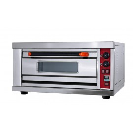 Pizza Oven 1 Deck 2 Tray Gas Oven